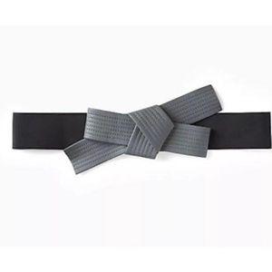 New Torrid stretch belt...bow design!